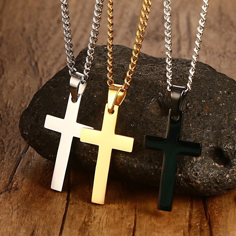 Clean Cross + Chain