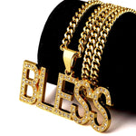 Blessed Pendant + Chain