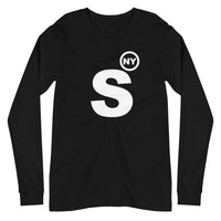 S Logo Long Sleeve Shirt