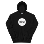 Nine Logo Hooded Sweatshirt