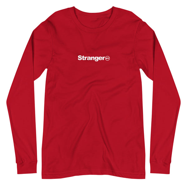 Spell Out Long Sleeve Shirt