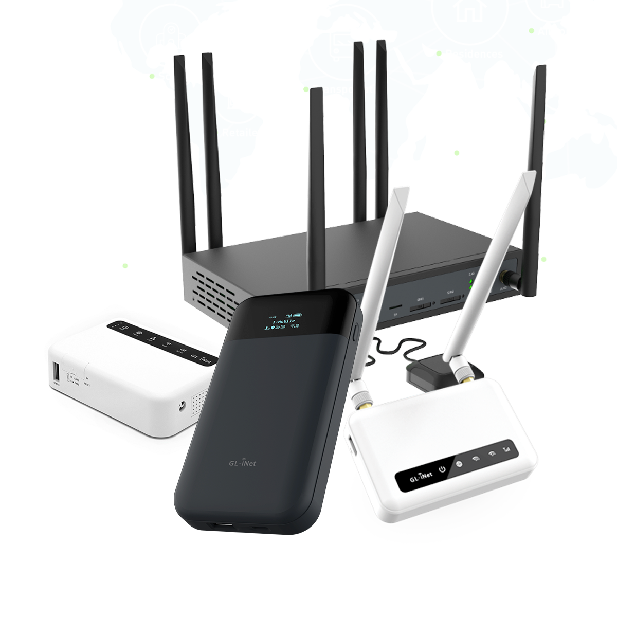4G Smart Router
