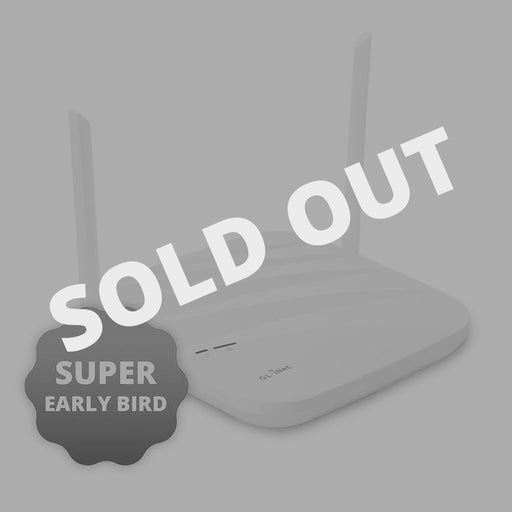 Cirrus (GL-AP1300LTE) AC1300 Ceiling Wireless Access Point - Super Early Bird Special Offer - GL.iNet