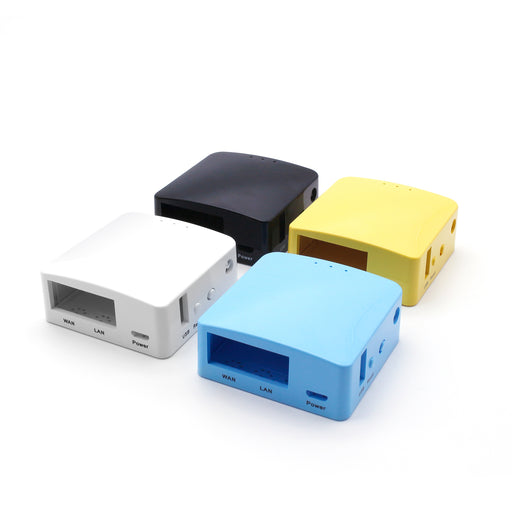 Mini Router Case - OpenWrt LEDE Tor WiFi converter repeater bridge VPN travel privacy , Accessories - mini smart travel wireless router for privacy, GL.iNet - GL.iNet
