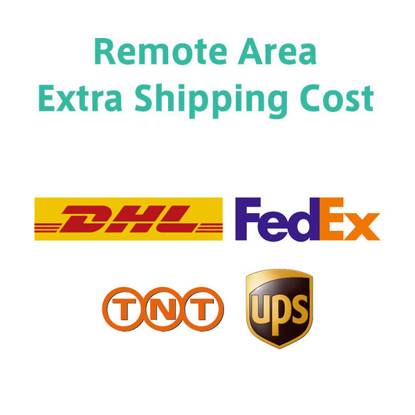 Remote Area Extra Shipping Cost