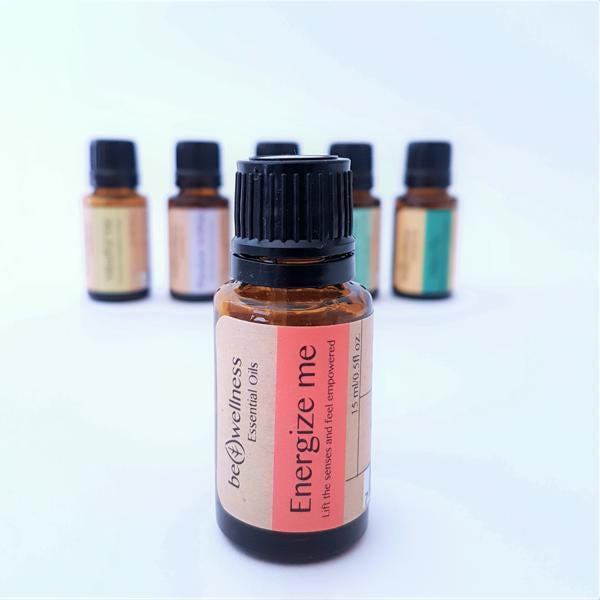 Energize Me Essential Oil