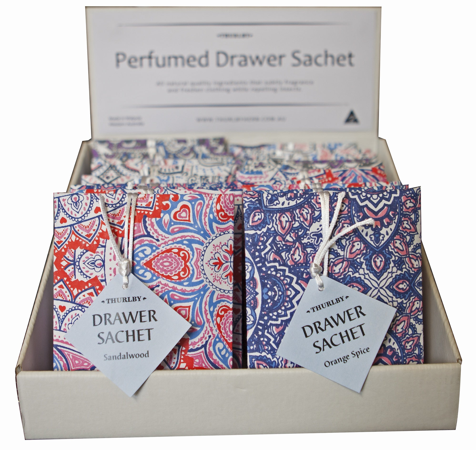 Prickly Drawer Sachet Sandalwood