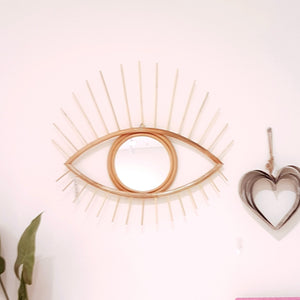 Gypsy Eye Mirror