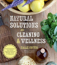 Natural Solutions For Cleaning & Wellness - Book