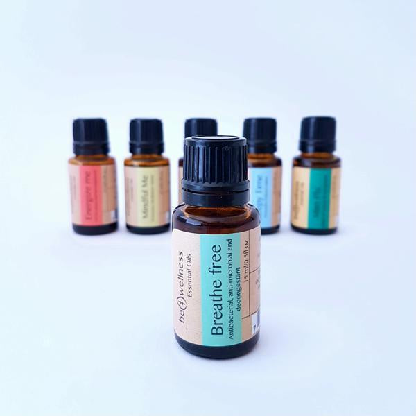 Breathe Free Essential Oil