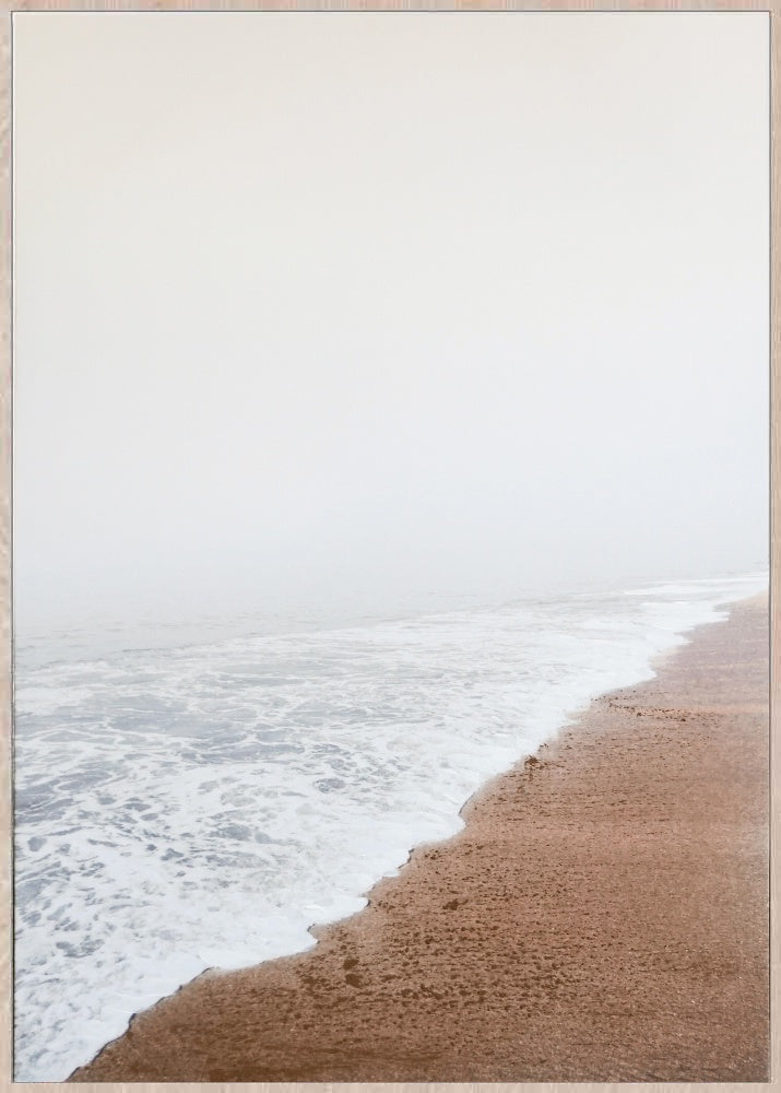 Premium Edition - Misty Beach Seas - 62x92