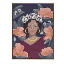 Lola Wall Decor 60x3.5x80cm