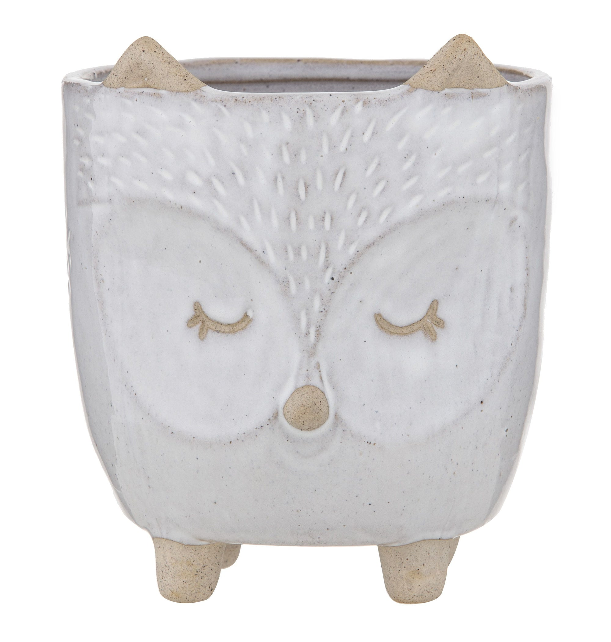 Owlfred Owl Pot