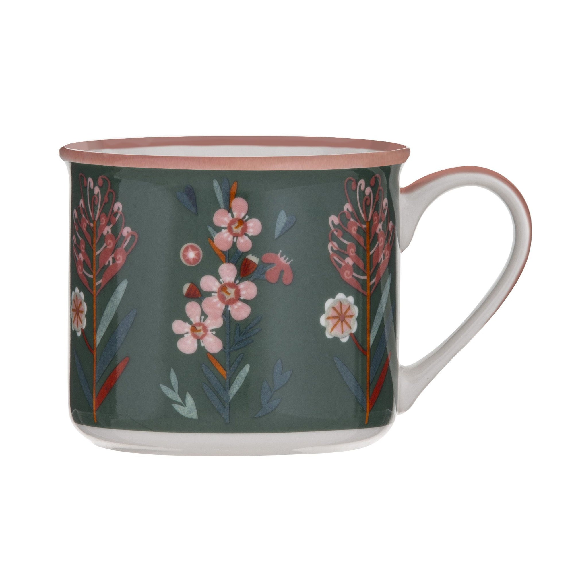 Grevillia Wax Flower Mug
