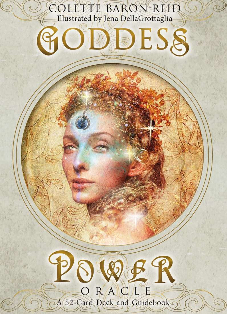 Goddess Power Oracle Book
