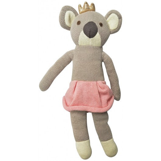 Koala With Crown Toy