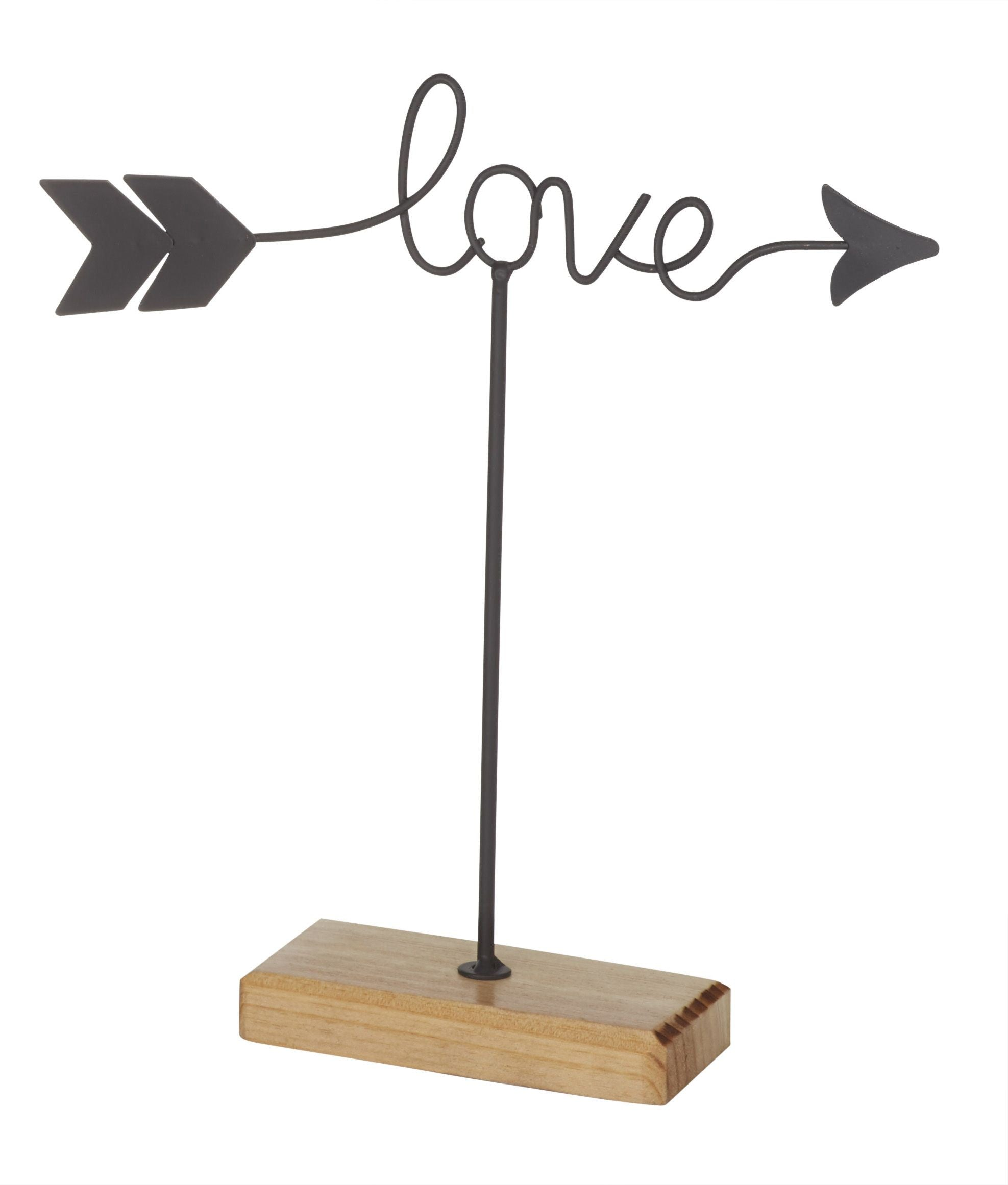 Love sculpture 21.5x22