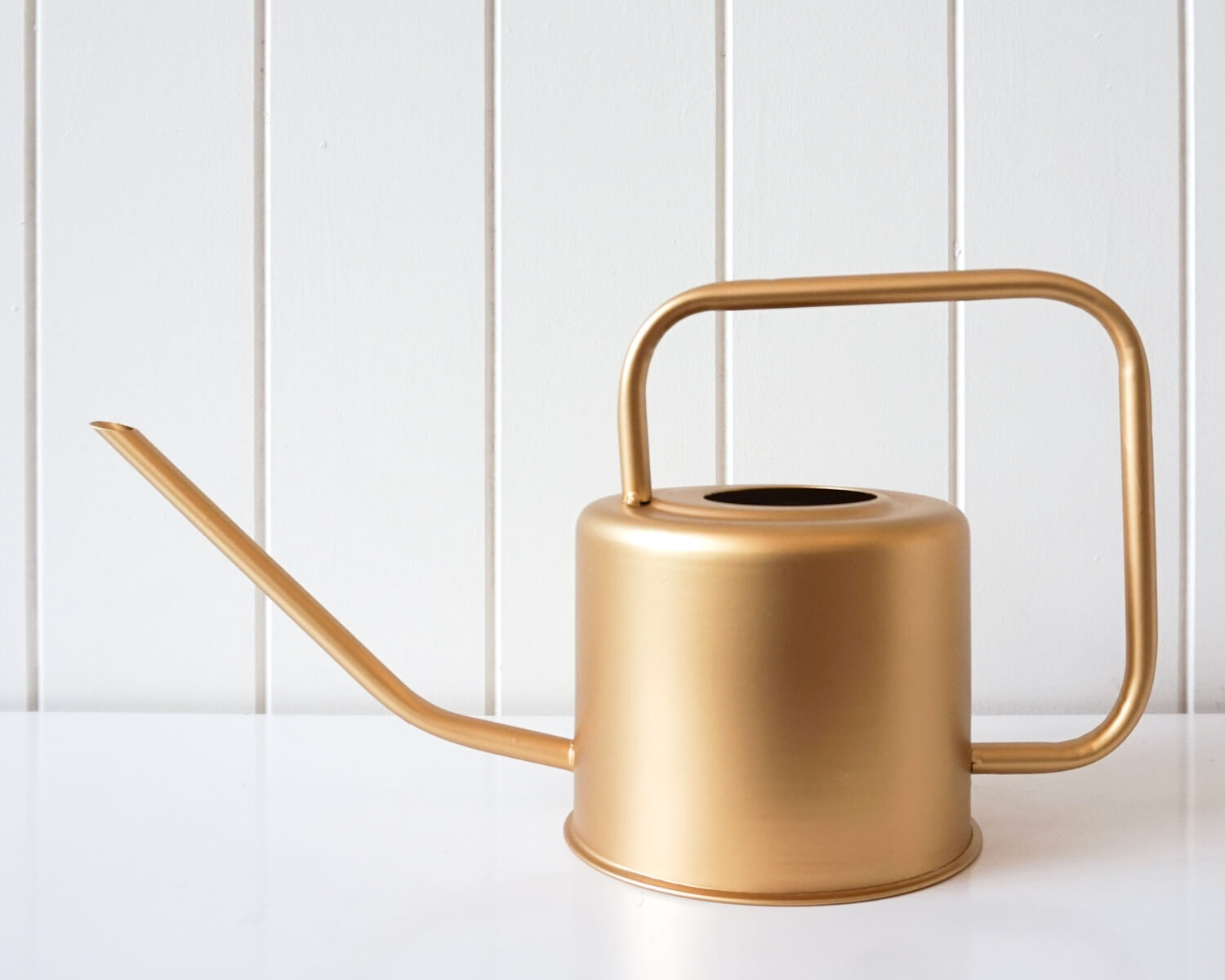 Watering Can - Abstract Gold - 35x13x19cm