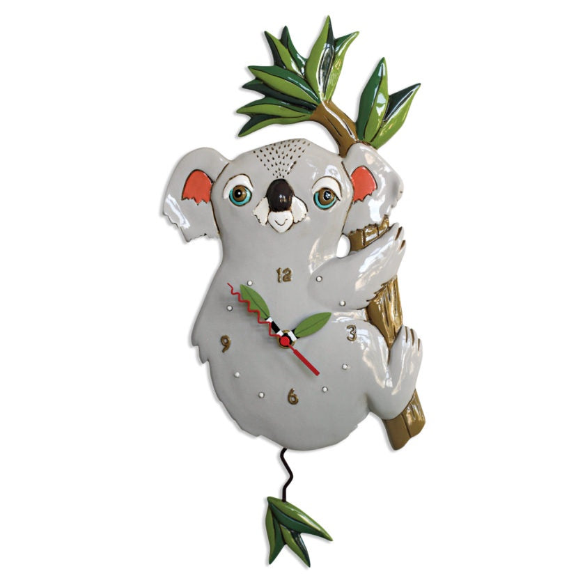 Koolah Koala Clock