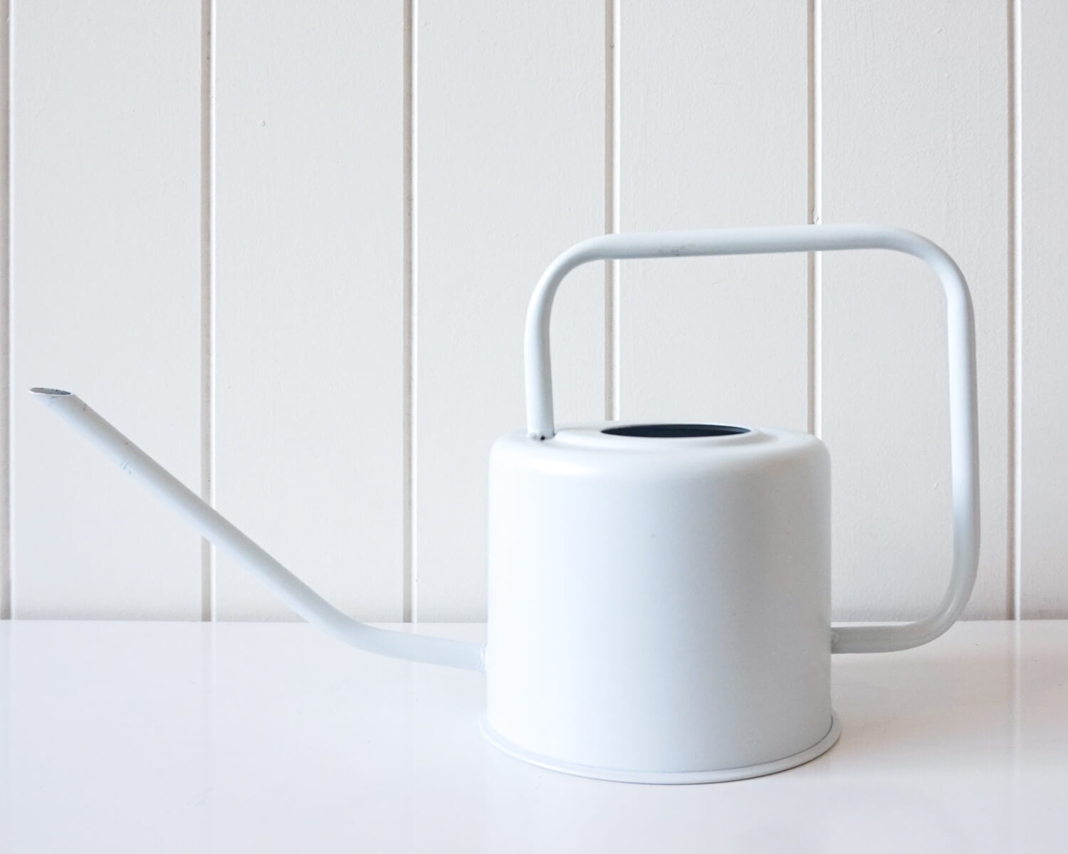 Watering Can - White - 35x13x19cm