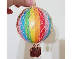 Floating Skies Rainbow Balloon