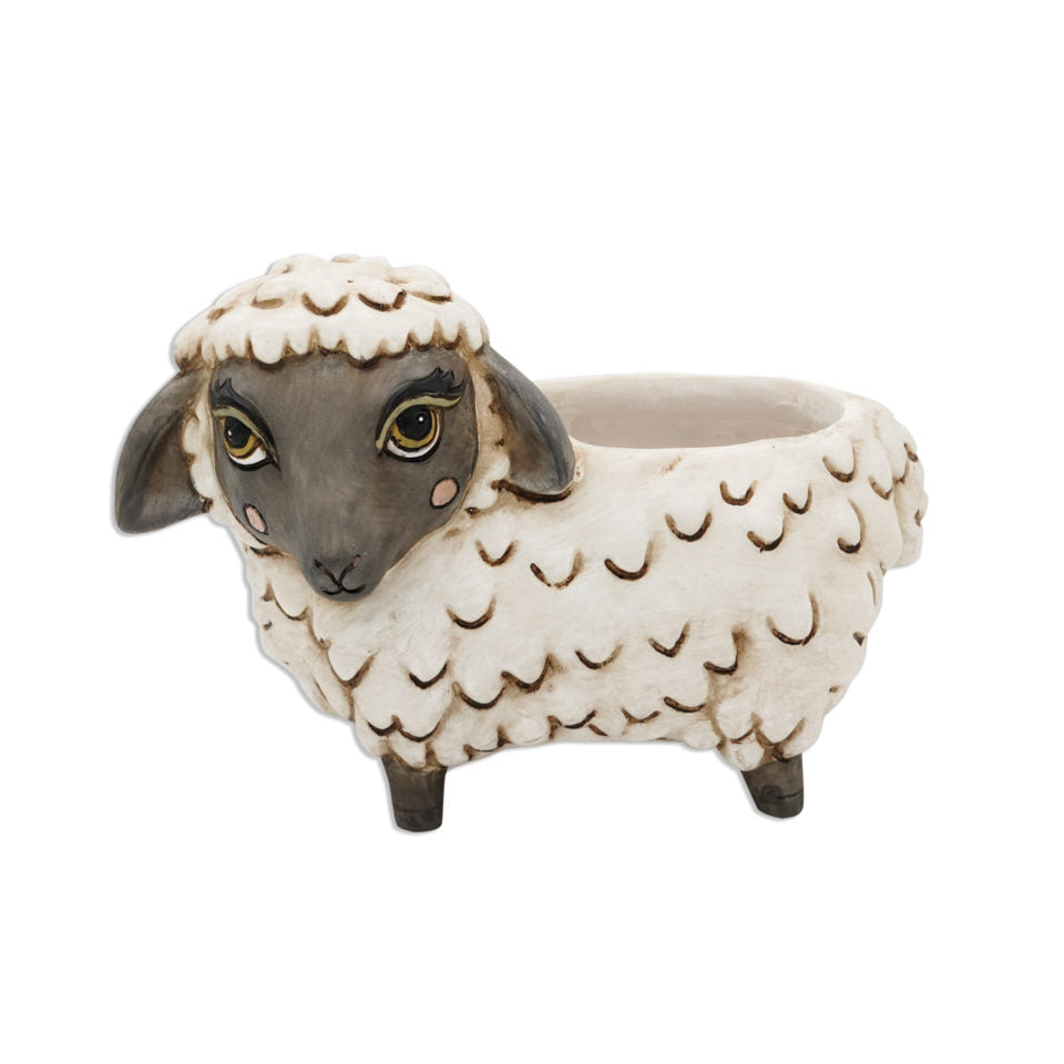 Baby Black Sheep Planter