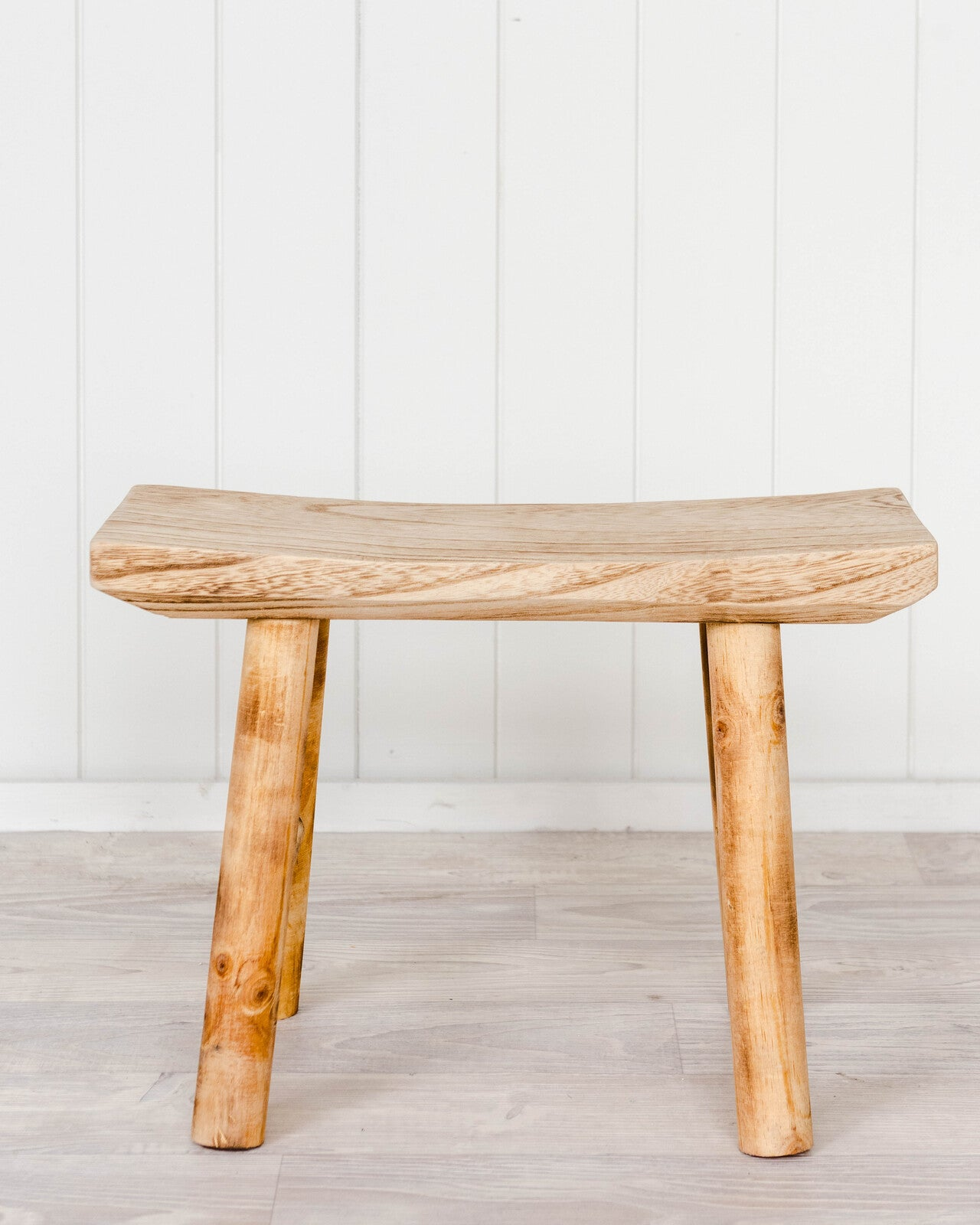 Stool - Timber Moki - 45x19x31