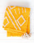Swetha Throw Blanket - Gold