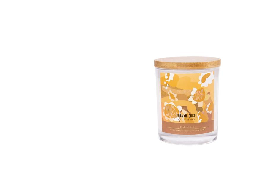 Frankie Gusti Candle 2020 Artist Collection - Kimmy Hogan - Daisy Fields