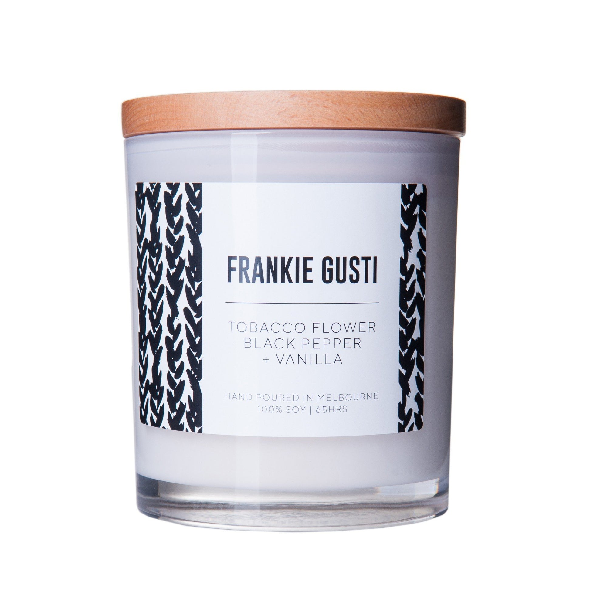 Candle (Tobacco Flower, Black Pepper & Vanilla) Big Honeys