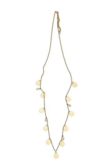 Zoda Necklace Gold C517445G