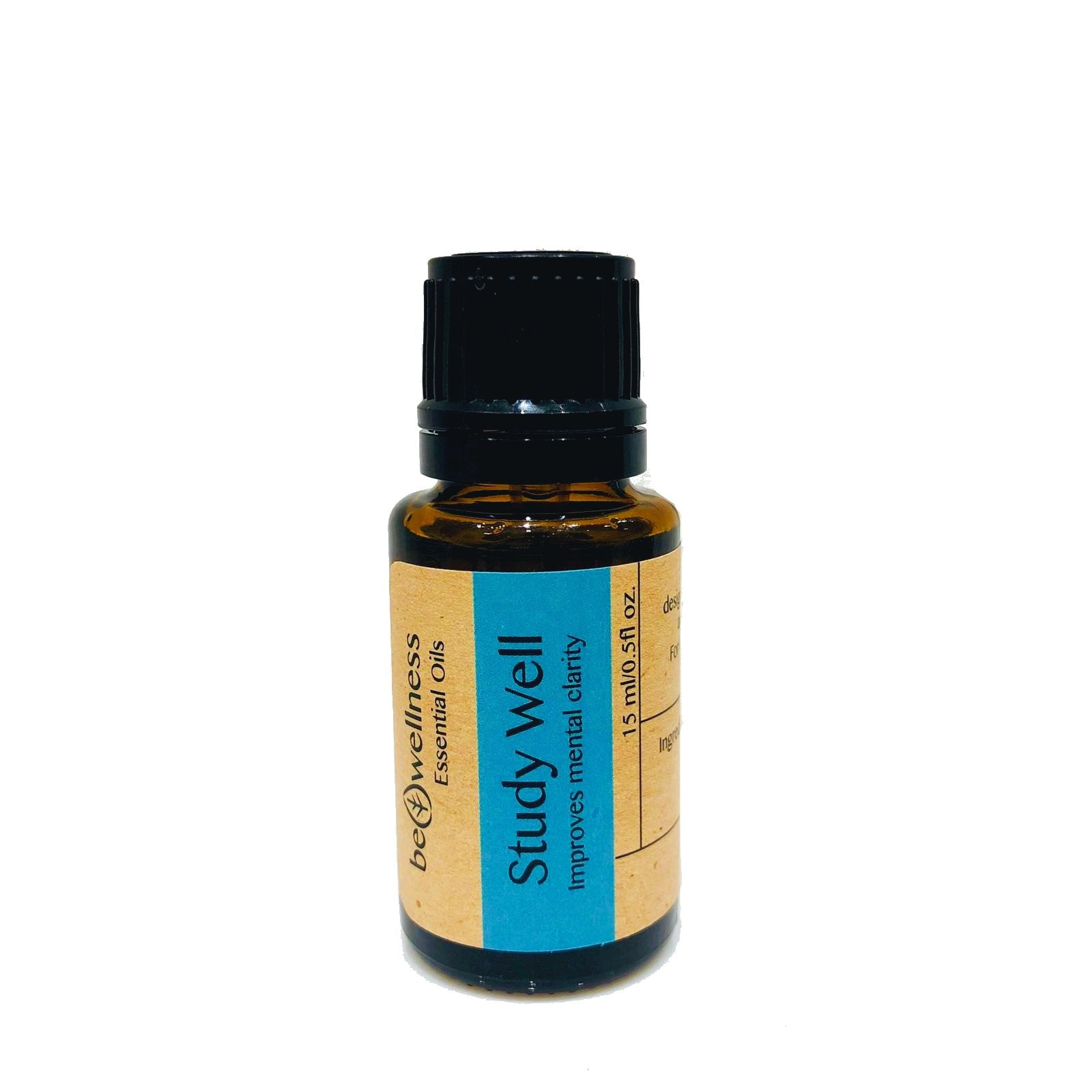 Study Well Essential Oil