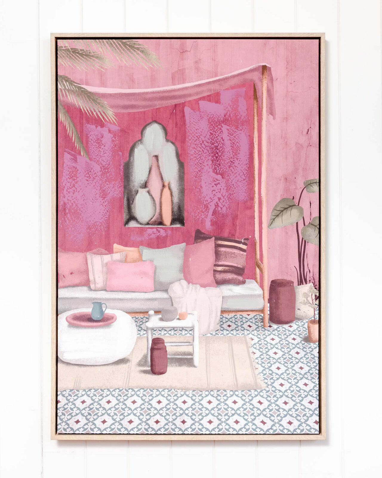 Blush Moroccan Escape
