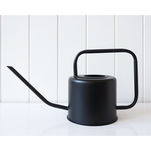 Watering Can - Black - 35x13x19cm