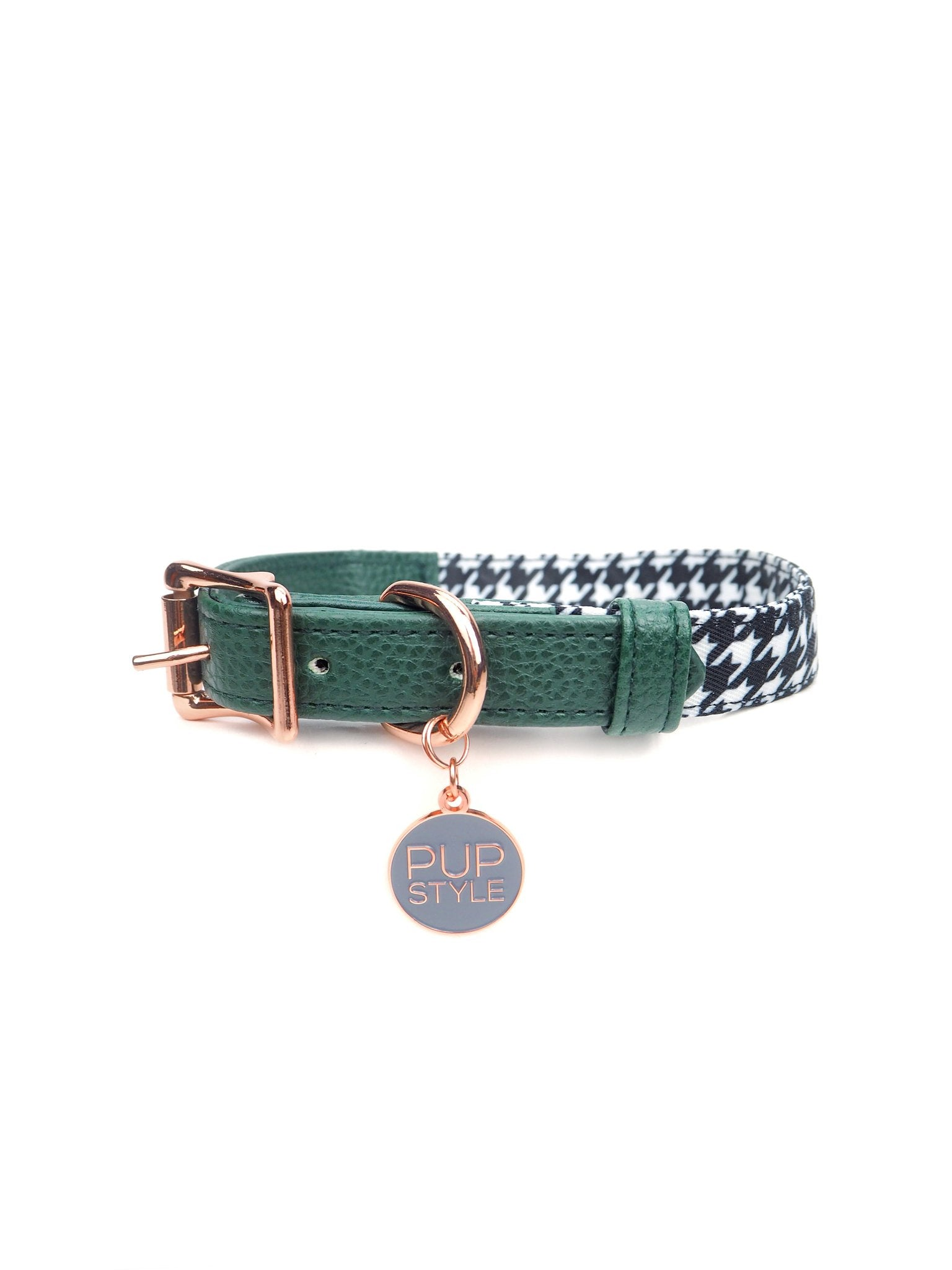 Emerald Envy Collar - Small