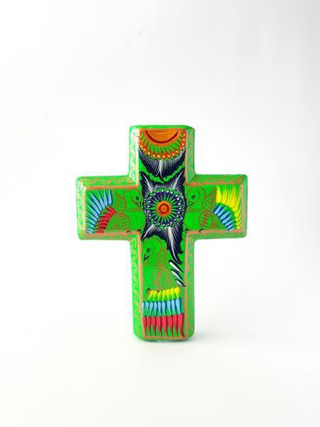 Tulum Cross - Green