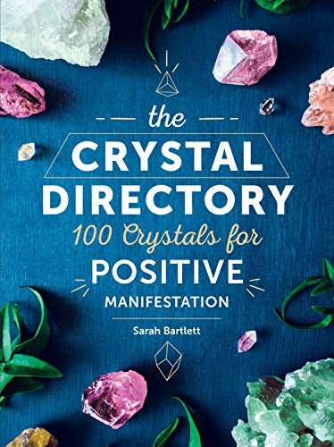 Crystal Directory Book