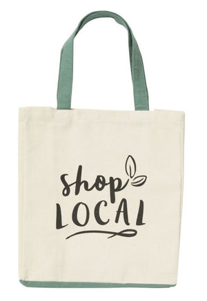 Shop Local Cotton Tote