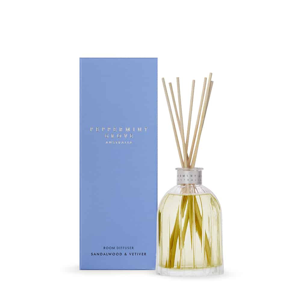 Diffuser Sandalwood & Vetiver