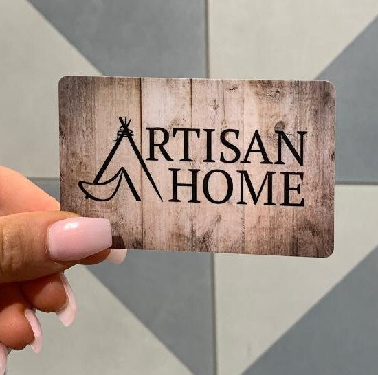 Artisan Home Gift Card