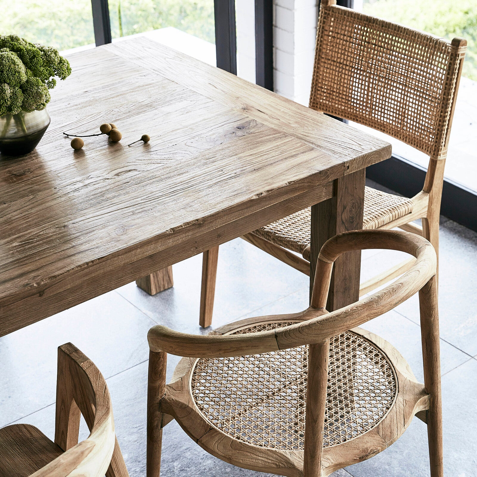 Ridha Teak Dining Table