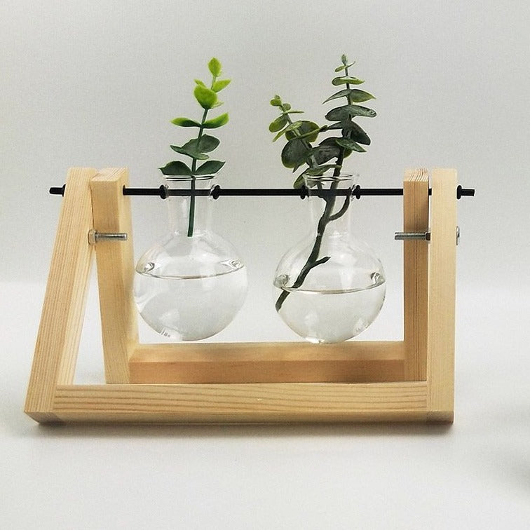 Double Propagation Natural & Glass