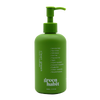 clean green face cleanser