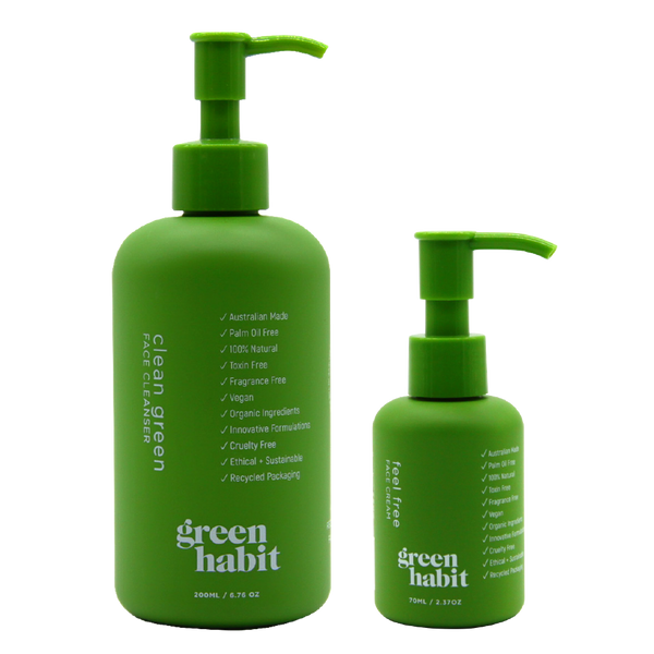 green habit 2 pack