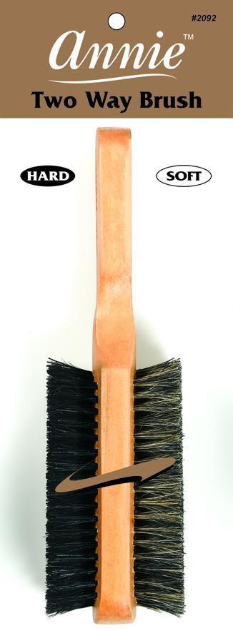 Annie Wooden Wave Brush