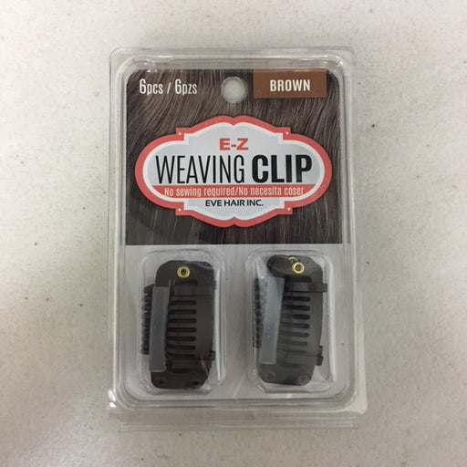 EZ Weaving Clip - Brown