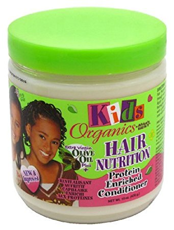 Africa's Best Kids Organics Hair Nutrition Protein Enriched Conditioner