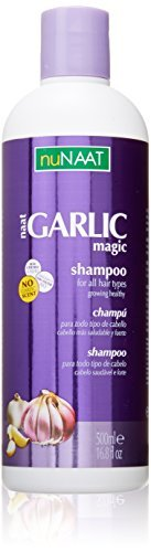 Naat Garlic Magic Shampoo