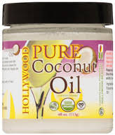 Hollywood Beauty Pure Coconut Oil