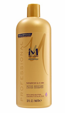Motions Active Moisture Lavish Shampoo